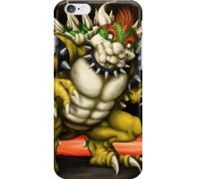 Bowser's Lair iPhone Case/Skin