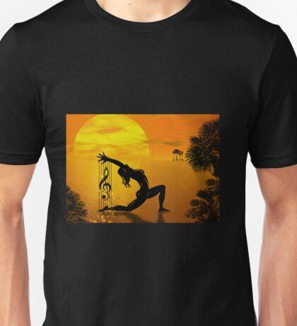 HARPIST Unisex T-Shirt