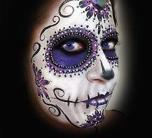 dia des los muertos- sugar skulls 8 by chrissy carter
