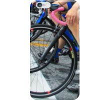 Leg Sweat  iPhone Case/Skin