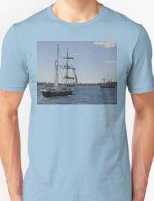Tall Ships Departure, Fleet Review, Manly, Australia 2013 T-Shirt