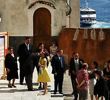 Greeting the Groom by CiaoBella