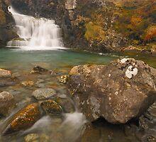 Allt a' Coire Ghreadaidh, Glen Brittle, Isle of Skye, Scotland by James Paul