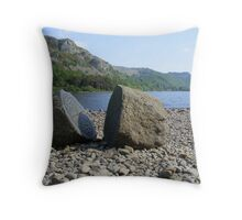 centenary stone - Keswick Throw Pillow
