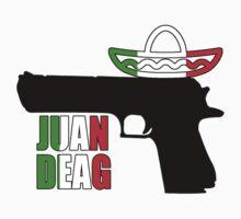 Juan Deag by TempestGFX