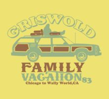 Griswold Family Vacation 83 by superiorgraphix