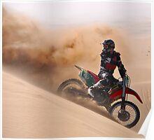 Dune Spray Poster