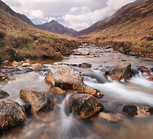 Glen Rosa, Isle of Arran, Scotland by James Paul