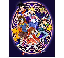 Anime For The 90s Kid Photographic Print