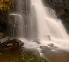 East Gill Force, Keld, Swaledale, Yorkshire Dales by James Paul