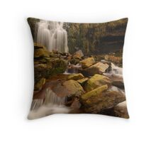 East Grain, Keld, Swaledale, Yorkshire Dales Throw Pillow