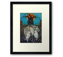 one mother Framed Print