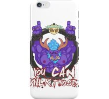 Alistar - you can milk those iPhone Case/Skin