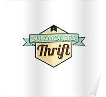 Summoners Thrift Poster
