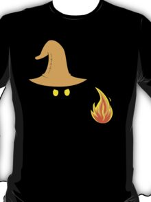 Black Mage Fire T-Shirt