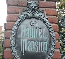 Haunted Mansion by imaginear