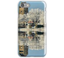 NATURES WINTER MIRROR # 2 iPhone Case/Skin
