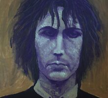 Syd Barrett - Purple by MerrilynW