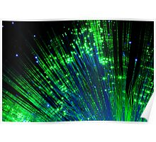 Fiber Optics Poster