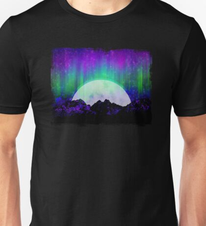 Under the Northern Lights Unisex T-Shirt