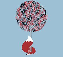 Cherry tree fox Unisex T-Shirt