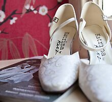 Wedding shoes by Cvail73