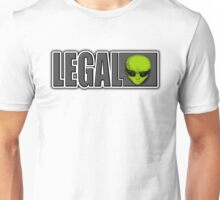 legal alien Unisex T-Shirt