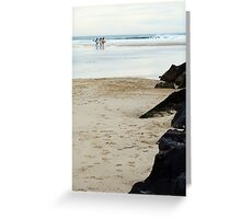 Aussie Surfer Life Greeting Card