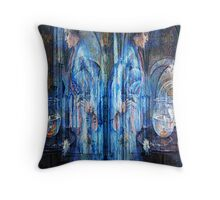 INSOMNIAC DOUBLE Throw Pillow