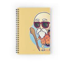 Master Roshi Spiral Notebook