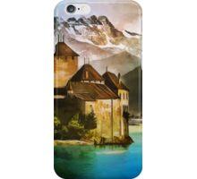 Chillon Castle iPhone Case/Skin
