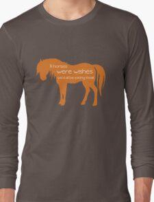 Jayne's wisdom Long Sleeve T-Shirt