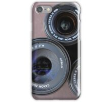 Life through a Lens iPhone Case/Skin