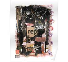 Repo pegg Poster
