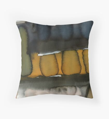Landscape with Argonauts 004 Throw Pillow