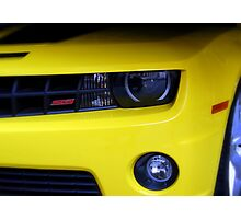 Yellow Camero Photographic Print