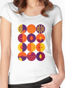 Berries Women's Fitted Scoop T-Shirt