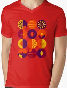 Berries Mens V-Neck T-Shirt