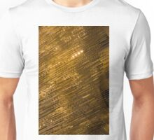 Sparkling Precious Gold, Gems, Jewels and Crystals Unisex T-Shirt