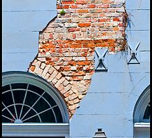 French Quarter Facade by RayDevlin