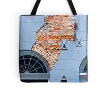 French Quarter Facade Tote Bag