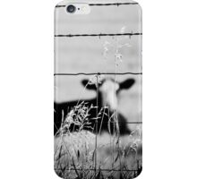 barriers iPhone Case/Skin