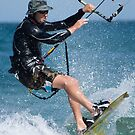 Kite Surfer by TMphotography