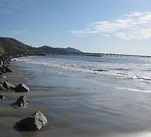 Avila Beach Morning by supervelma