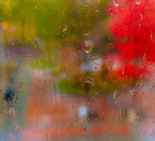 Colored Rain by susan stone