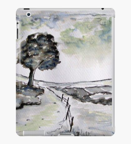 Winter in South Africa iPad Case/Skin