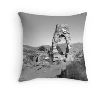 Knapp's Castle Throw Pillow