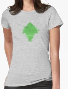 Artemis Young Justice Womens Fitted T-Shirt