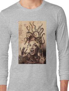 Miranda's Brazilian (Octo)Pussy Long Sleeve T-Shirt