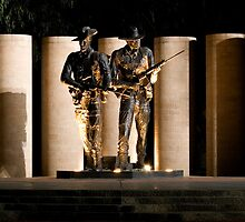 """Australian Army National Memorial""  by Paul Dean"